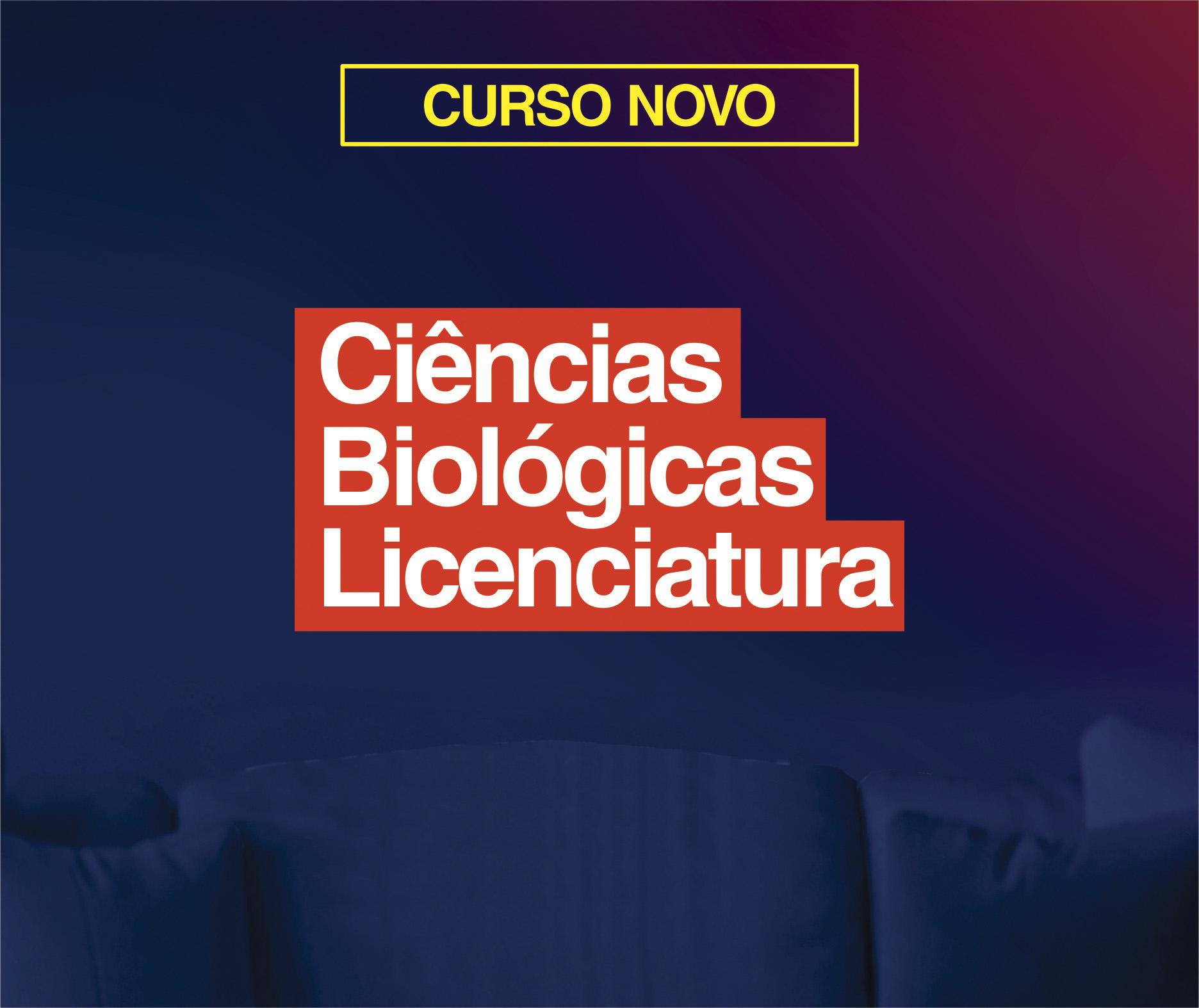 Ciencias biologicas licenciatura